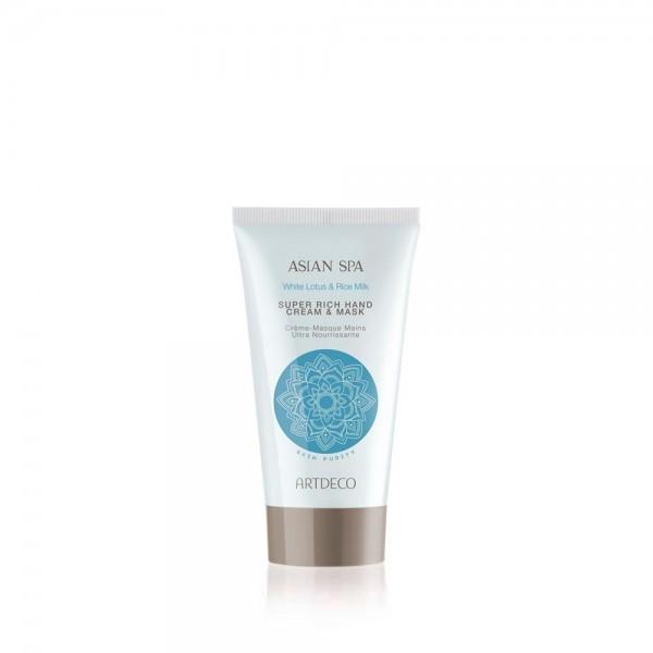 Artdeco Asian Spa Skin Purity Super Rich Hand Cream & Mask
