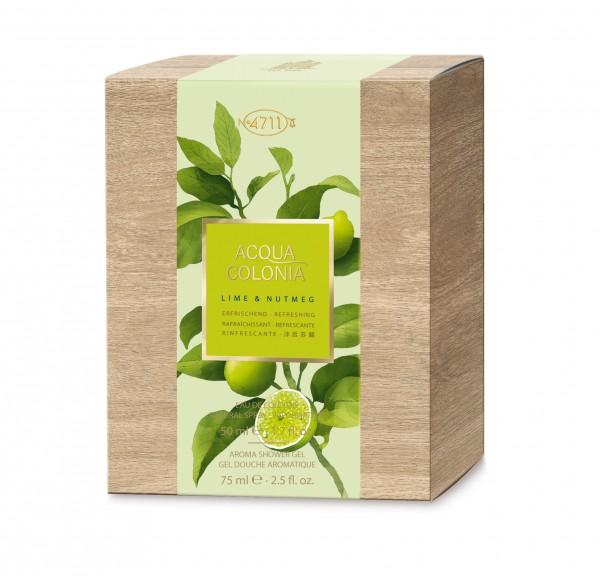 4711 Acqua Colonia Lime & Nutmeg Set