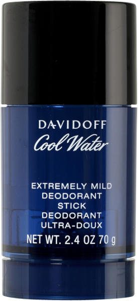 Davidoff Cool Water Deodorant Stick Extremely Mild