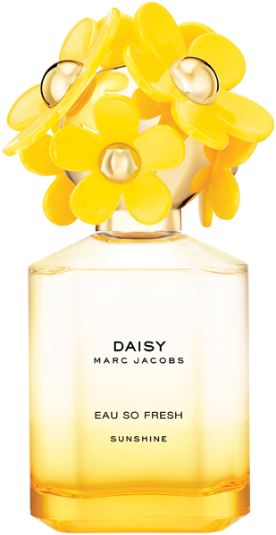 Marc Jacobs Daisy Eau so Fresh Eau de Toilette Nat. Spray Sunshine