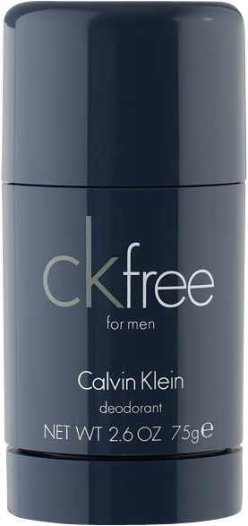 Calvin Klein CK Free Deodorant Stick
