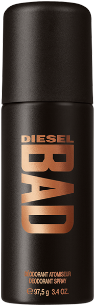 Diesel Bad Deodorant Spray