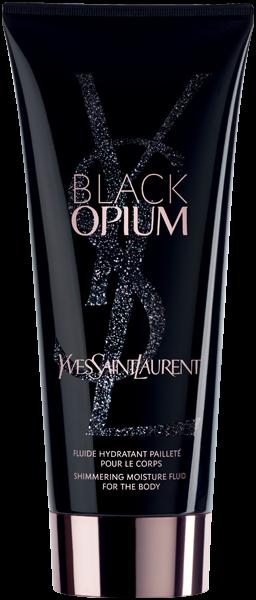 Yves Saint Laurent Black Opium Shimmering Moistuire Fluid for the Body