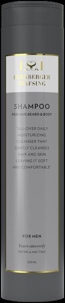 Lernberger & Stafsing For Men Shampoo for Hair, Beard & Body