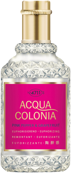 4711 Acqua Colonia Pink Pepper & Grapefruit Eau de Cologne Natural Spray