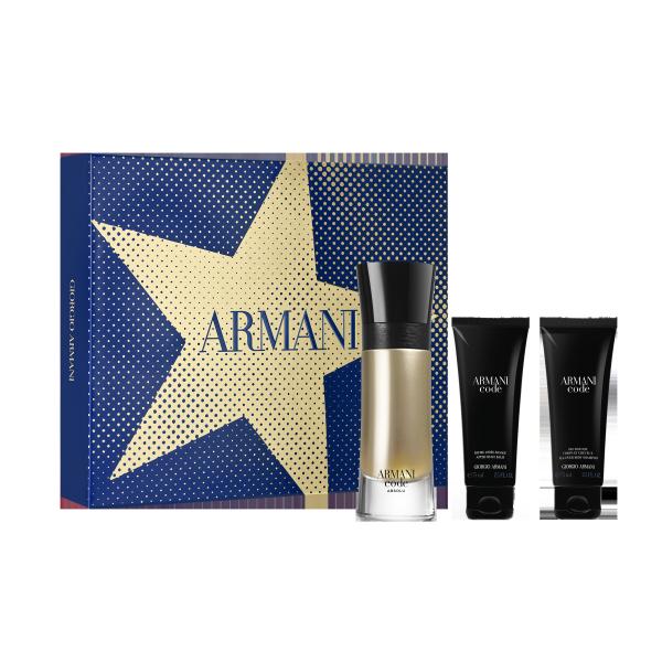 Giorgio Armani Armani Code Pour Homme Absolu Set