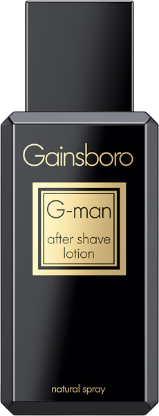 Gainsboro G-Man After Shave Lotion