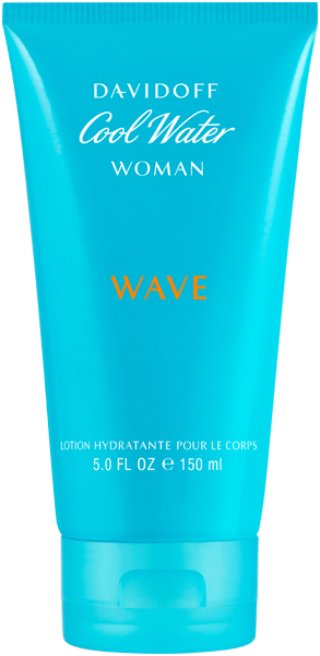 Davidoff Cool Water Wave Woman Body Lotion