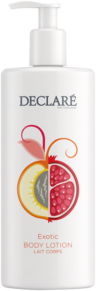 Declaré Body Care Exotic Body Lotion