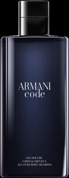 Giorgio Armani Code Pour Homme Gel Douche Corps & Cheveux