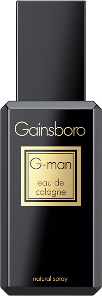Gainsboro G-Man Eau de Cologne Nat. Spray