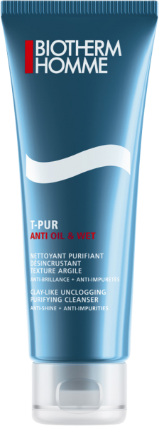 Biotherm Homme T-Pur Anti Oil & Shine Nettoyant