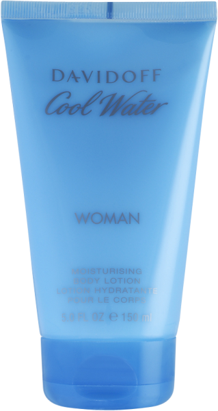 Davidoff Cool Water Woman Body Lotion