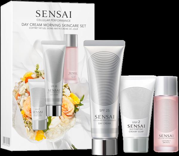 Sensai Cellular Performance Morning Skin Care Set