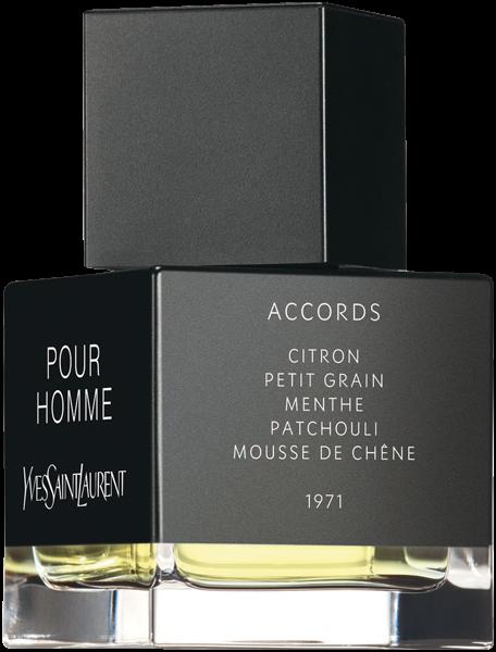 Yves Saint Laurent Pour Homme Eau de Toilette Vapo