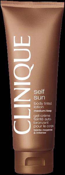 Clinique Self Sun Body Tinted Lotion Medium-Deep