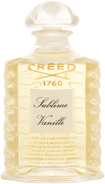 Creed Sublime Vanille Schüttflakon Eau de Parfum Nat. Spray