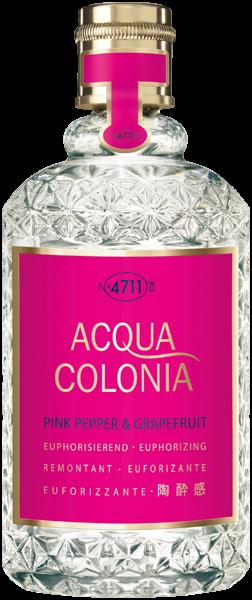 4711 Acqua Colonia Pink Pepper & Grapefruit Eau de Cologne Splash & Spray