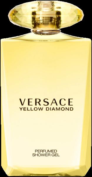 Versace Yellow Diamond Perfumed Bath & Shower Gel