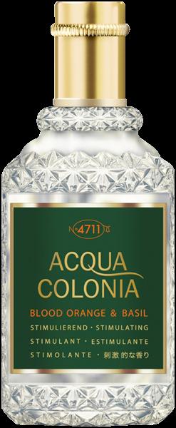 4711 Acqua Colonia Blood Orange & Basil Eau de Cologne Nat. Spray