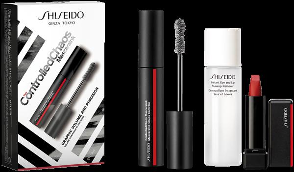Shiseido Controlled Chaos Mascaraink Set