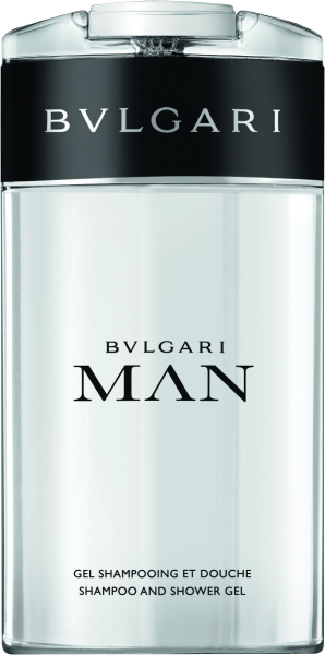 Bvlgari Man Shampoo & Shower Gel