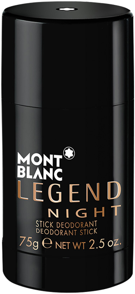 Montblanc Legend Night Deodorant Stick