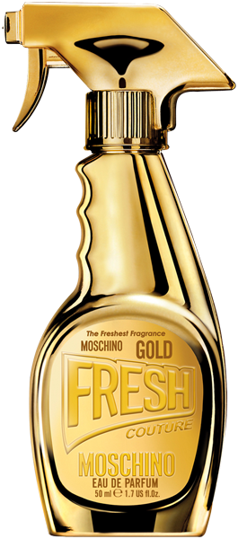 Moschino Gold Fresh Couture Eau de Parfum Nat. Spray