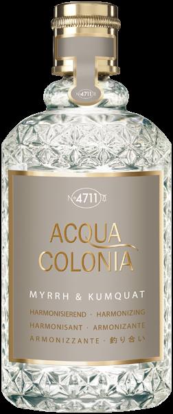 4711 Acqua Colonia Myrrh & Kumquat Eau de Cologne Nat. Spray