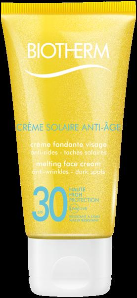 Biotherm Sun Crème Solaire Anti-Âge