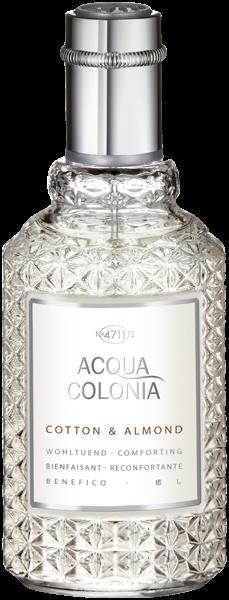 4711 Acqua Colonia Cotton & Almond Eau de Cologne Nat. Spray