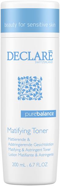 Declaré Pure Balance Matifying Toner