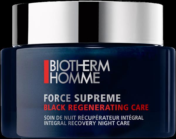 Biotherm Homme Force Supreme Black Regenerating Care