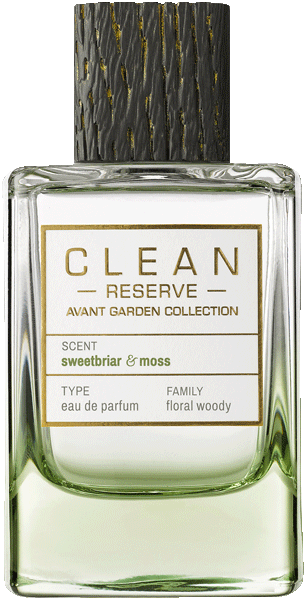 Clean Reserve Avant Garden Collection Sweetbriar & Moss Eau de Parfum Nat. Spray
