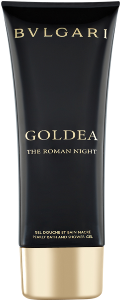Bvlgari Goldea The Roman Night Pearly Bath & Shower Gel