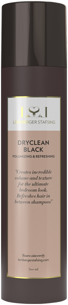 Lernberger & Stafsing Dryclean Black Voluminizing & Refreshing