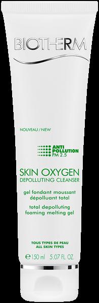 Biotherm Skin Oxygen Depolluting Cleanser