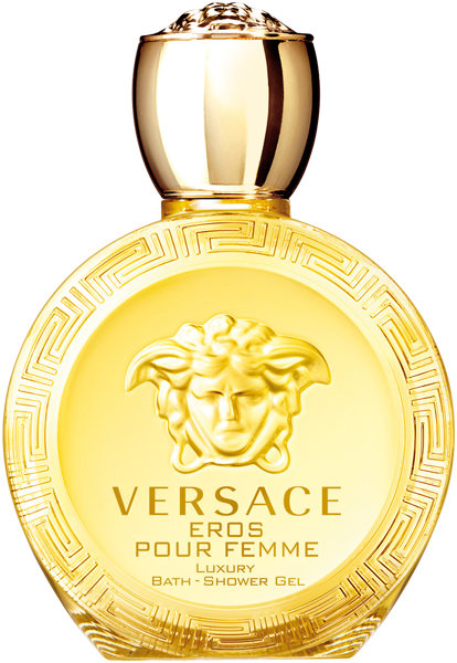 Versace Eros Pour Femme Luxury Bath & Shower Gel