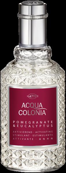 4711 Acqua Colonia Pomegranate & Eucalyptus Eau de Cologne Nat. Spray