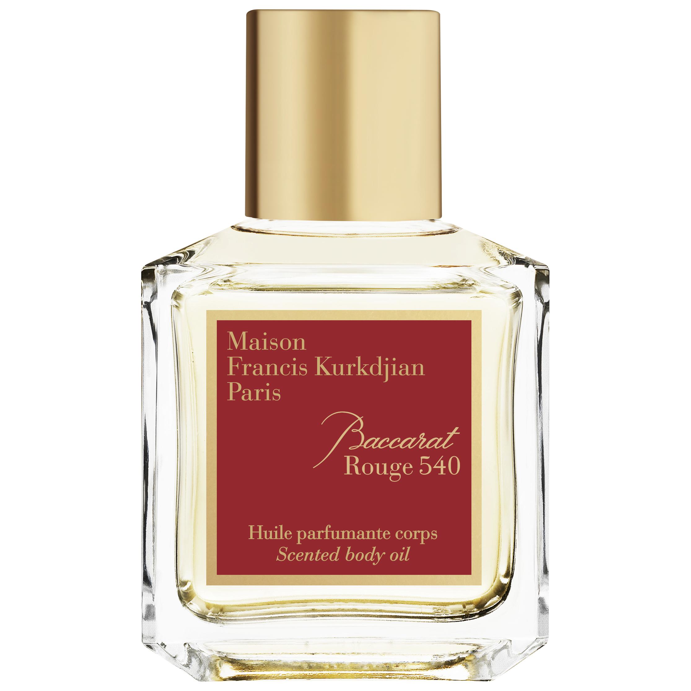 Maison Francis Kurkdjian Baccarat Rouge 20 Scented Body Oil