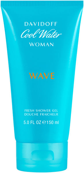 Davidoff Cool Water Wave Woman Shower Gel