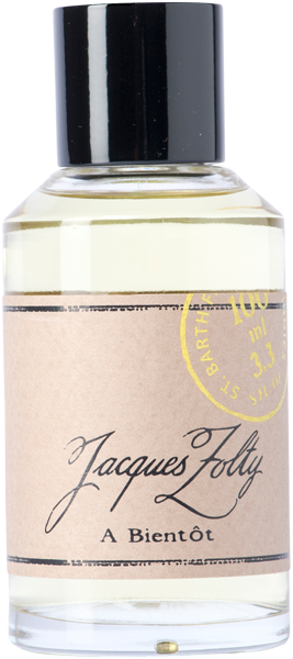 Jacques Zolty A Bientôt Eau de Parfum Nat. Spray