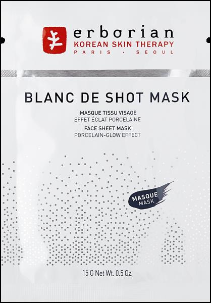 Erborian Blanc de Shot Mask