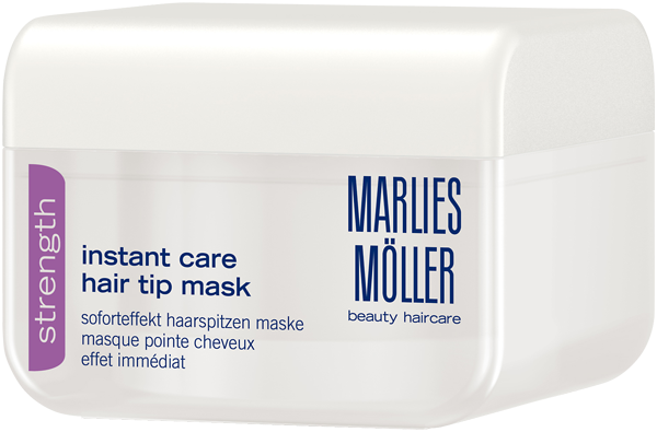 Marlies Möller Strength Instant Care Hair Tip Mask