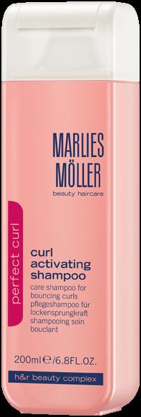 Marlies Möller Perfect Curl Curl Activating Shampoo