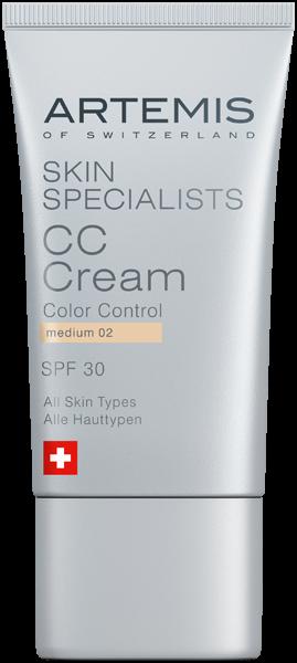 Artemis Skin Specialists CC Cream
