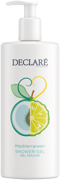 Declaré Body Care Mediterranean Shower Gel