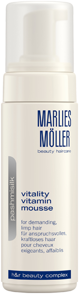 Marlies Möller Pashmisilk Vitality Vitamin Shampoo