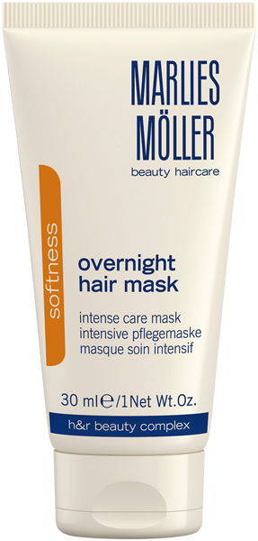 Marlies Möller Softness Overnight Hair Mask