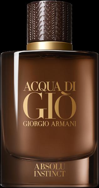 Giorgio Armani Acqua di Giò Absolu Instinct Eau de Parfum Nat. Spray